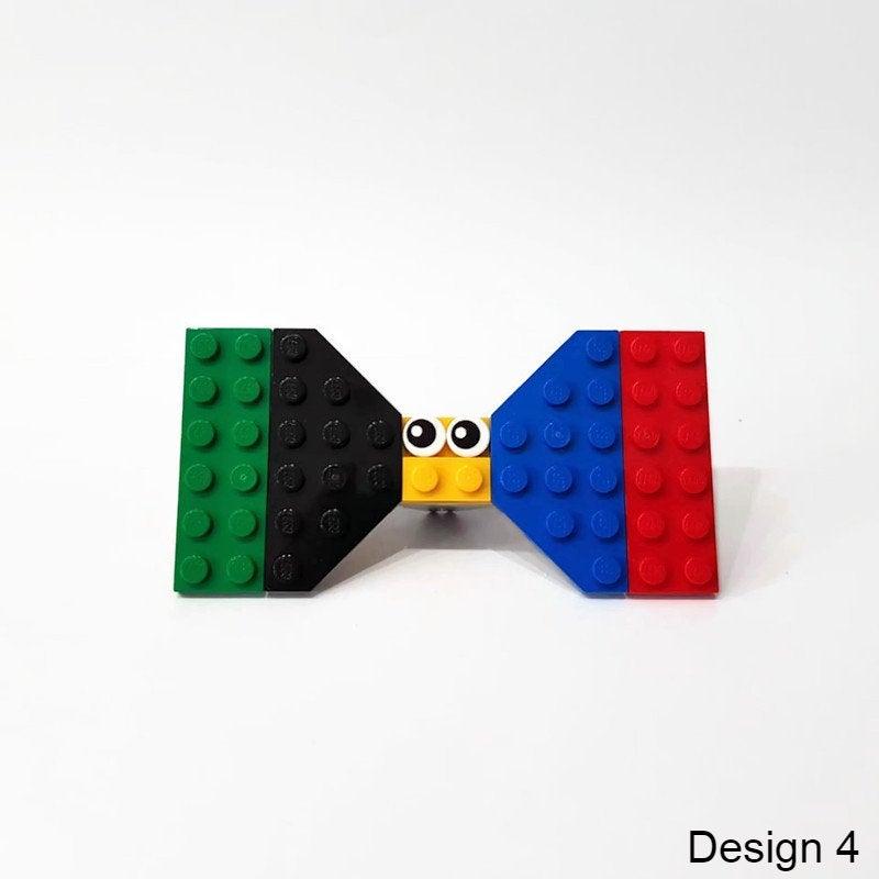 Cool eye bricked bowties