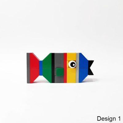 Funny fridge magnets fish lover gift