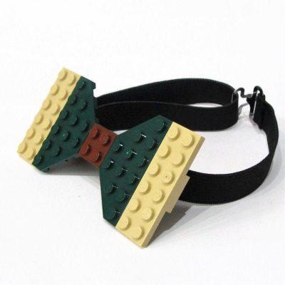 Building bricks serious bowtie