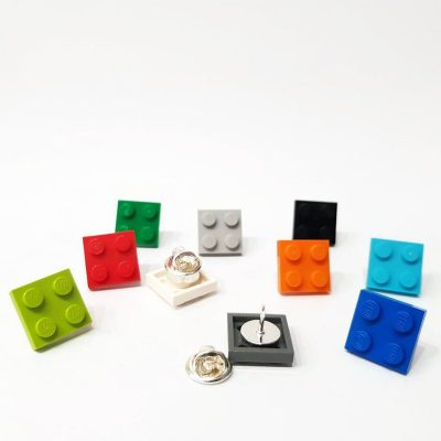 Brick pins set of three