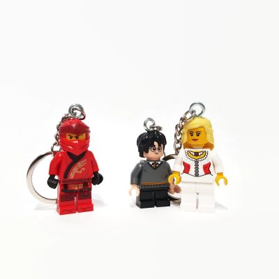 Figure keychains for all