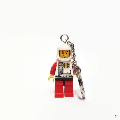 Cool figure key chain