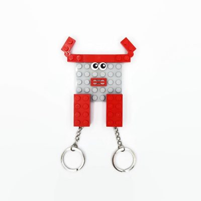 Magnet keyholder with keychains
