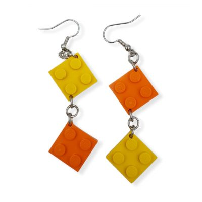 Mix and Match Drop Earrings